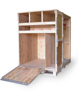 shipping crate furniture. ramp crate shipping furniture u