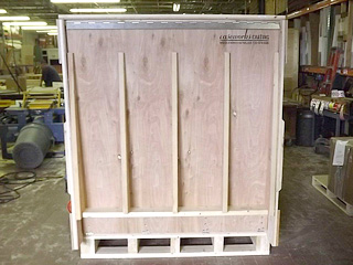 Trade Show Ramp Crate