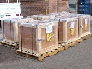 production wooden shipping crates - Wooden Shipping Crates